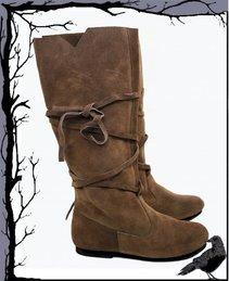 Mittelalter Stiefel und Halbstiefel Mythos Aera Yvonne