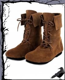Mittelalter Stiefel und Halbstiefel - Mythos-Aera Yvonne   Nico Remmer e9c5441cae
