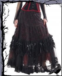 brand new 59631 23112 Gothic Kleidung > Kleidung Gothic Lady > Gothic Röcke ...