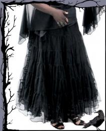 868933f293c20 Gothic Kleidung > Kleidung Gothic Lady > Gothic Röcke > Lange Röcke -