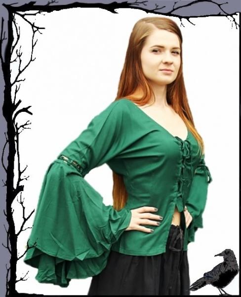 finest selection d1d29 d3afc Mittelalter Edle Bluse - Carmen - Home » Mittelalter Kleidung &r