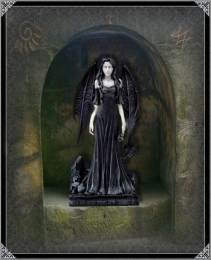 Figuren - Racheengel - Dark Angel Dämonia @