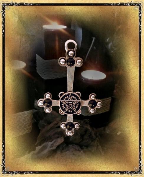 Hexen & Voodoo - Forbidden - Kreuz des Dunklen Lichts - Home » A